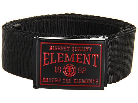 Curele Element - Bedford Belt - Black