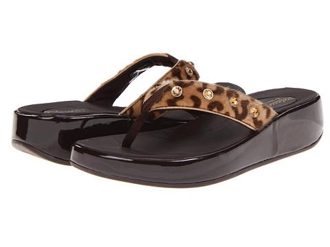 Sandale SKECHERS - Upgrades - Traditions - Leopard
