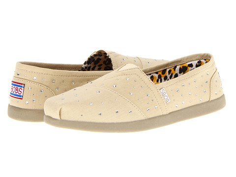 Adidasi SKECHERS - Bobs World - Falling Star - Natural