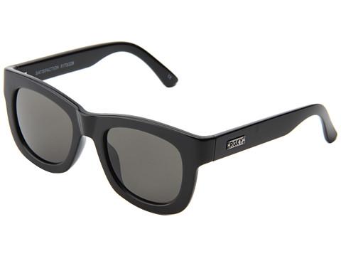 Ochelari Roxy - Satisfaction - Shiny Black/Grey
