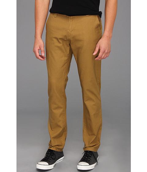Pantaloni Quiksilver - Detour Pant - British Khaki