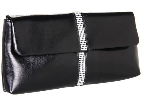 Posete Franchi Handbags - La Sera Courtney Clutch - Black