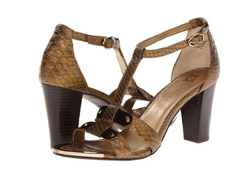 Pantofi Anne Klein New York - Giulietta - Scaly Bronze PU