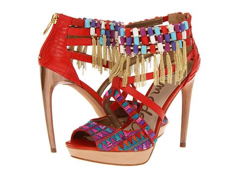 Pantofi Sam Edelman - Blakely - Neon Coral