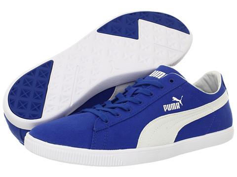 Adidasi PUMA - Glyde Lite Low - Snorkel Blue/White