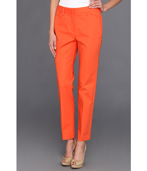 Pantaloni Kenneth Cole - Brielle Crop Pant - Tiger Lilly