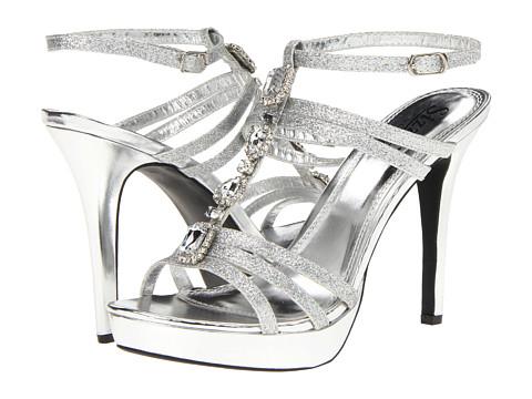Pantofi Coloriffics - Annika - Silver