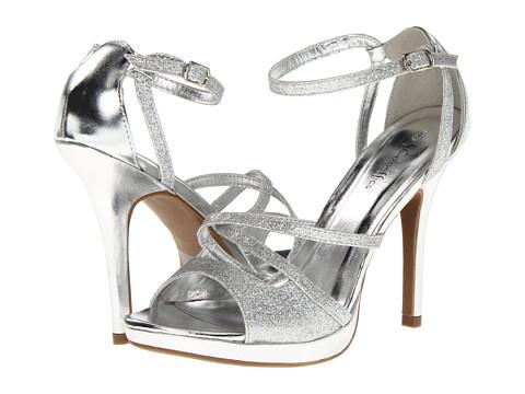 Pantofi Coloriffics - Camilla - Silver