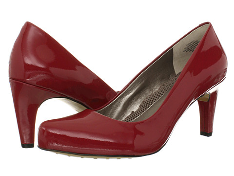 Pantofi Easy Spirit - Danica - Dark Red Patent
