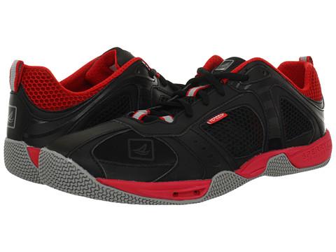Adidasi Sperry Top-Sider - Sea Kite - Black/Red