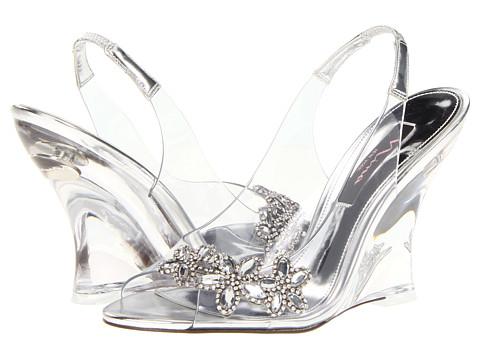 Pantofi Nina - Mahli - Silver/Clear