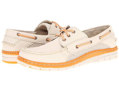 Pantofi Sperry Top-Sider - Billfish Ultralite 3-Eye - Ivory/Orange
