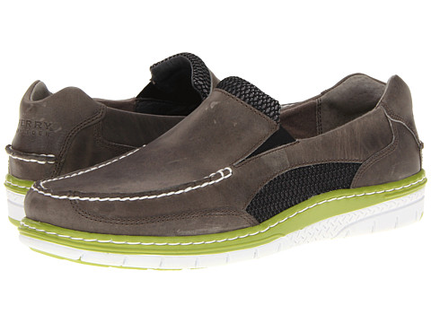 Pantofi Sperry Top-Sider - Billfish Ultralite Slip On - Gray/Green