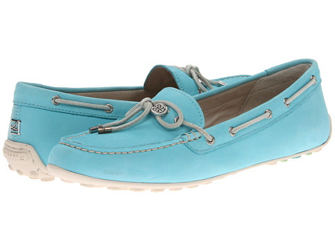 Pantofi Sperry Top-Sider - Laura - Turquoise Nubuck