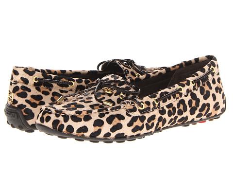 Pantofi Sperry Top-Sider - Laura - Leopard Pony