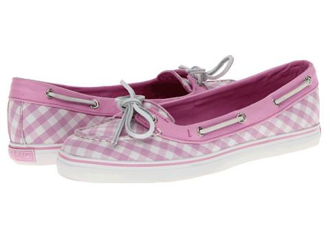 Pantofi Sperry Top-Sider - Lola - Lavender Gingham
