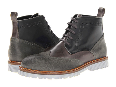 Ghete Steve Madden - Lamberr - Black Leather