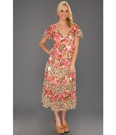 Rochii Free People - Flower Dream Dress - Ivory Combo