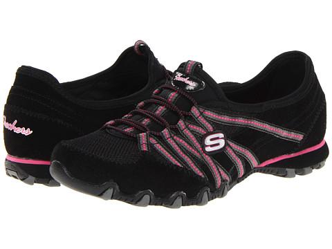 Adidasi SKECHERS - Bikers - Quick Step - Black