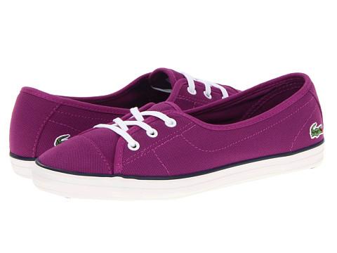 Adidasi Lacoste - Zianechnkw - Purple/Dark Blue