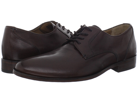 Pantofi Bostonian - Treme - Brown Leather