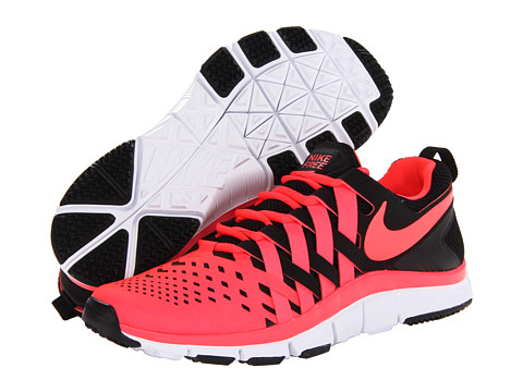 Adidasi Nike - Free Trainer 5.0 - Black/Atomic Red
