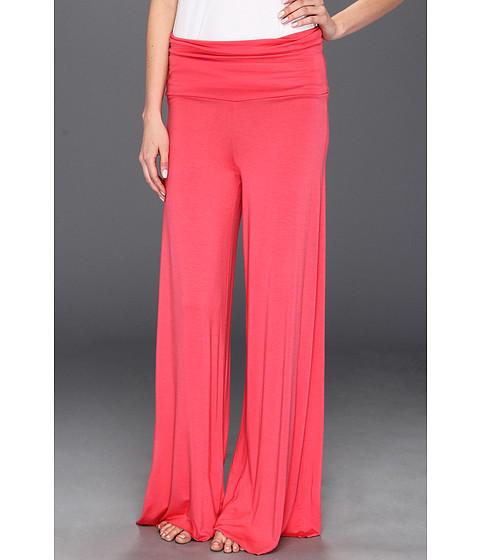 Pantaloni Culture Phit - Cleo Comfy Flare Pant - Coral