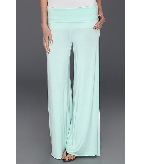 Pantaloni Culture Phit - Cleo Comfy Flare Pant - Mint