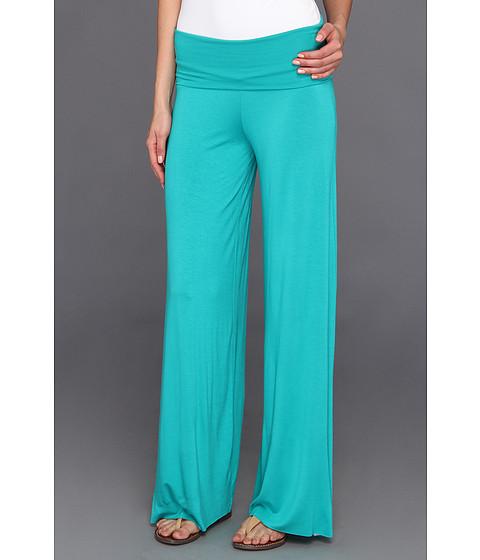 Pantaloni Culture Phit - Cleo Comfy Flare Pant - Jade
