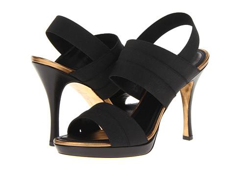 Pantofi Donna Karan - 835803 - Sateen Elastic Black
