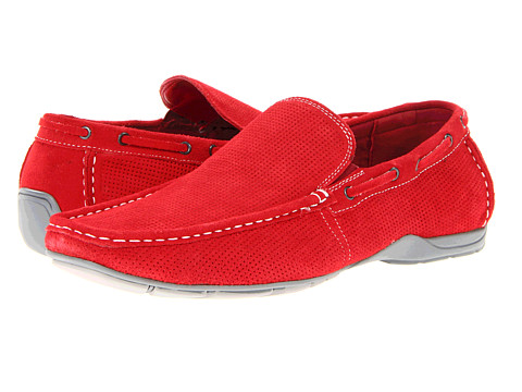 Pantofi Steve Madden - Labelled - Red Suede