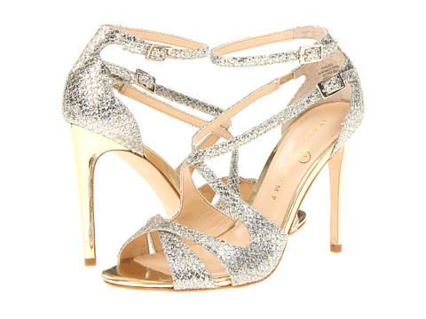 Pantofi Ivanka Trump - Helice2 - Gold/Silver Glitter