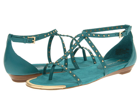Sandale Anne Klein New York - Faybriza - Turquoise Leather