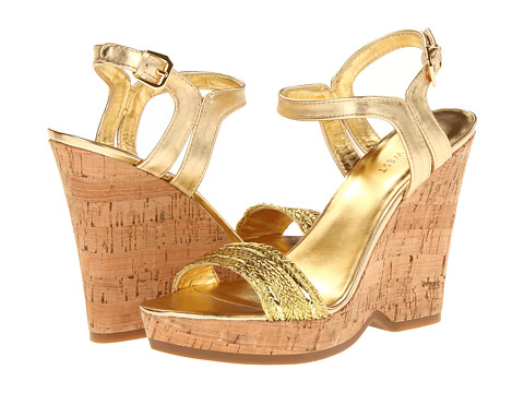 Sandale Nine West - Trickster - Gold Synthetic