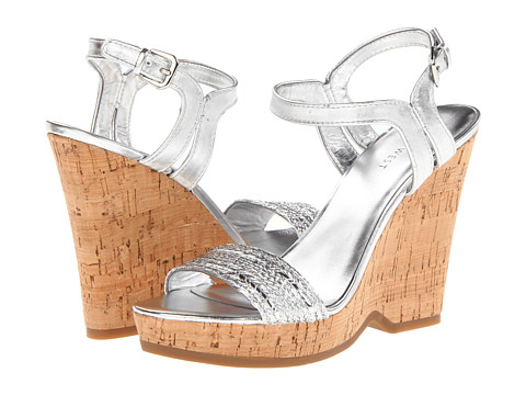 Sandale Nine West - Trickster - Silver Synthetic