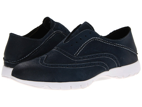 Pantofi Hush Puppies - FIVE-Brogue - Navy Suede