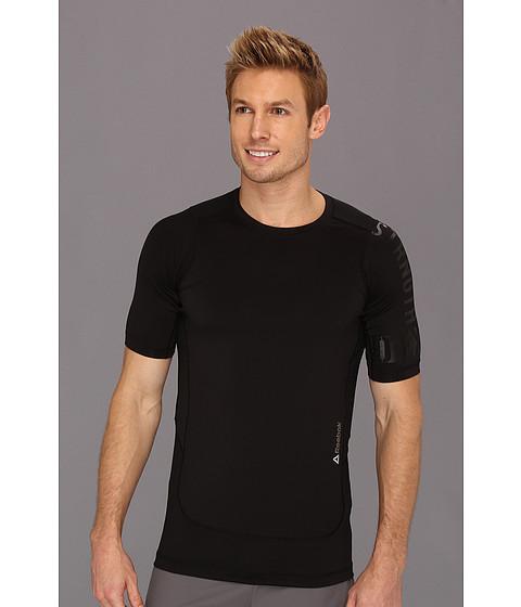 Tricouri Reebok - Reebok One Short Sleeve Compression Top - Black