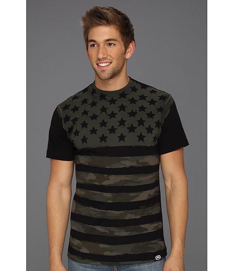 Tricouri ECKO - Capital Stripes - Black