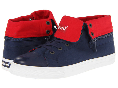 Adidasi Levis - Dillon - Navy/Red