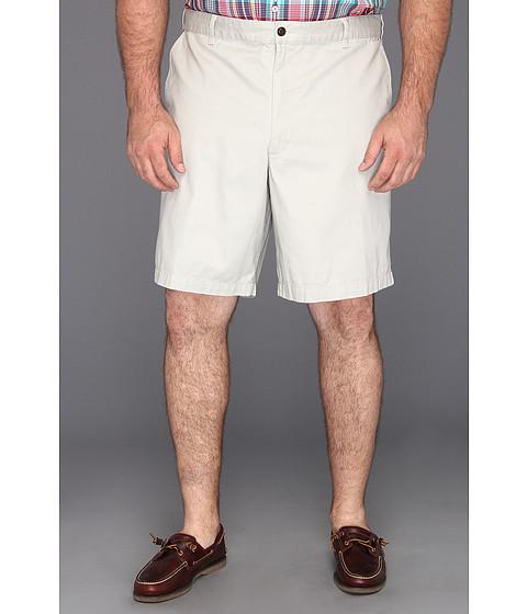 Pantaloni Dockers - Big & Tall Core Flat Front Short - Pebble Beach