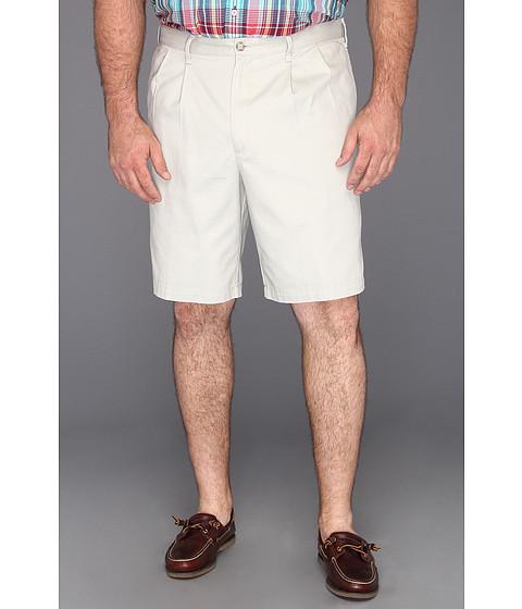Pantaloni Dockers - Big & Tall D3 Classic Fit Double Pleat Short - Pebble Beach