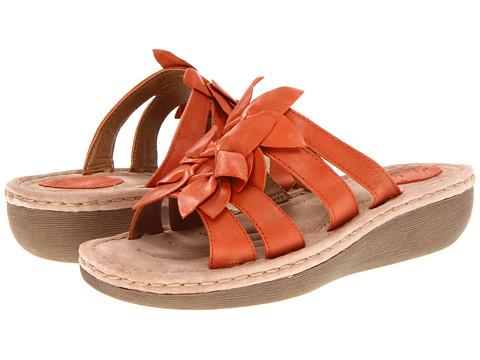 Sandale Clarks - Amaya Lilly - Orange Leather
