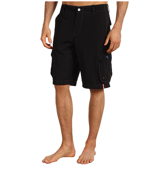 Pantaloni Tommy Bahama - Paradise Sands Hybrid - Black