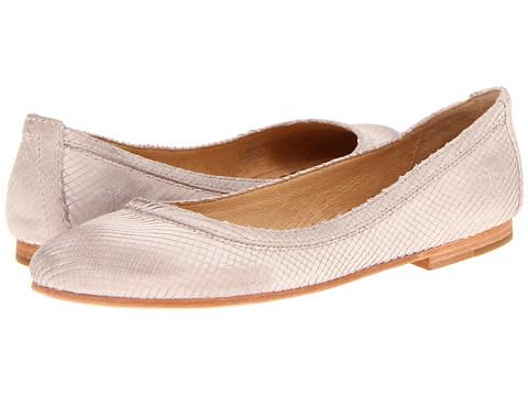 Balerini Frye - Carson Ballet - Blush Textured Nubuck