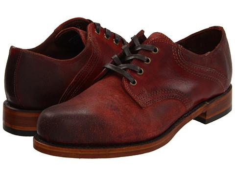 Pantofi Frye - Arkansas Saddle - Burnt Red