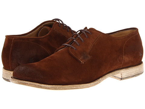 Pantofi Frye - Phillip Oxford - Brown Suede