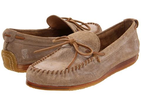 Pantofi Frye - Austin Tie - Sand/Suede