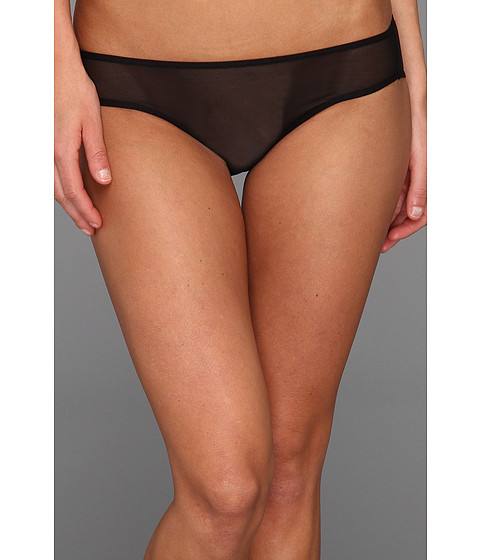 Lenjerie Splendid - Mesh Ruched Bikini - Black