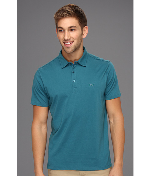 Tricouri RVCA - Sure Thing Polo Shirt - Oasis Blue