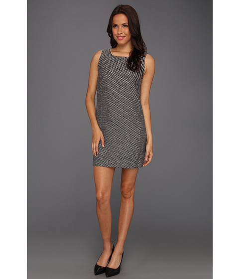 Rochii Brigitte Bailey - Joey Tweed Shift Dress - Grey